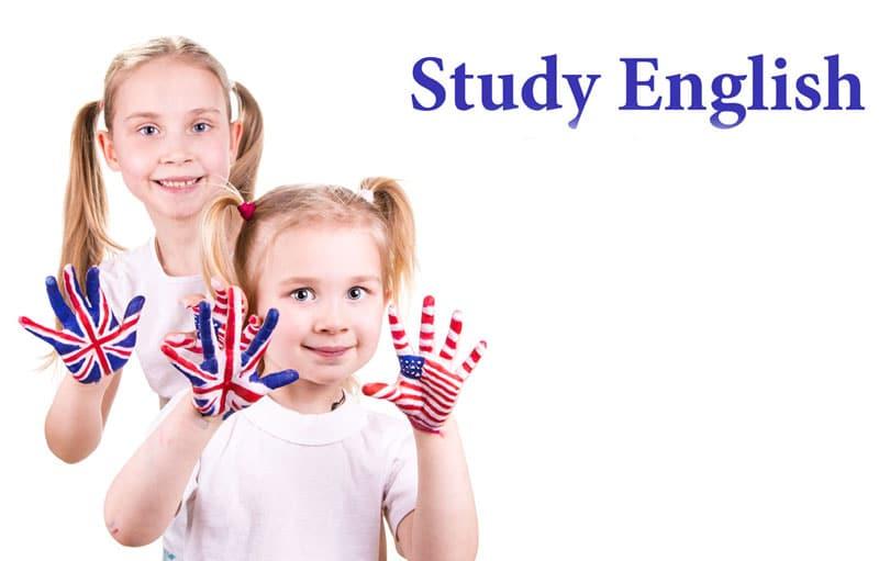 estudiantes inglés